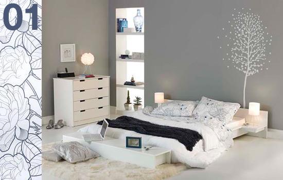 quartos decorados cores