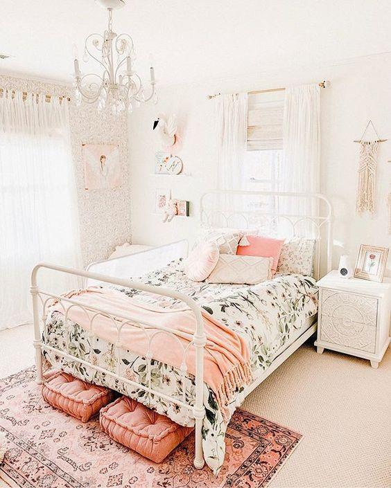 quartos modernos em ferro 4