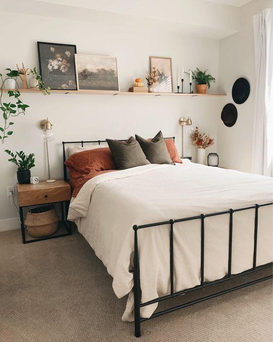 quartos modernos em ferro 9
