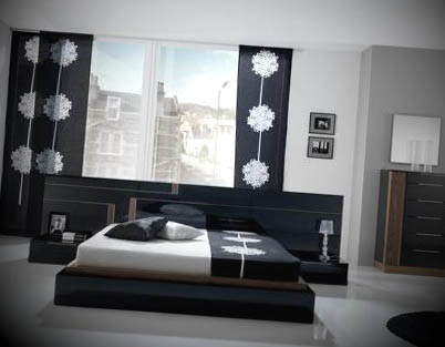 quartos modernos para casal
