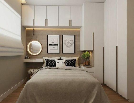quartos planejados 2