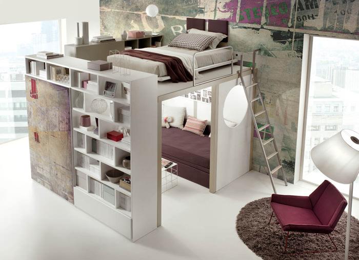 quartos planejados apartamento pequeno