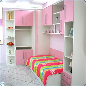 quartos planejados infantil