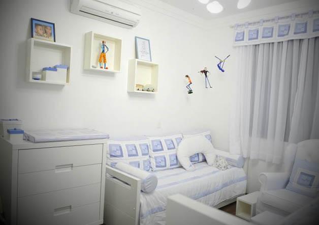 quartos bebe menino lindos estilos