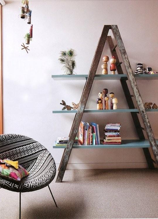 reutilizar escada de madeira 2