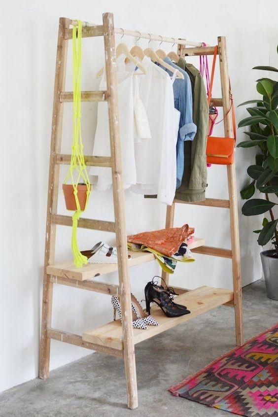 reutilizar escada de madeira 4