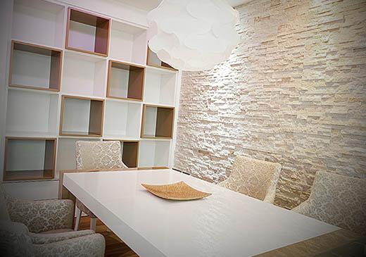 Revestimento de parede for Azulejo para pared de sala