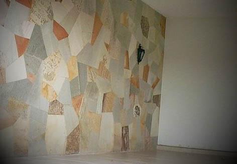 revestimento de paredes
