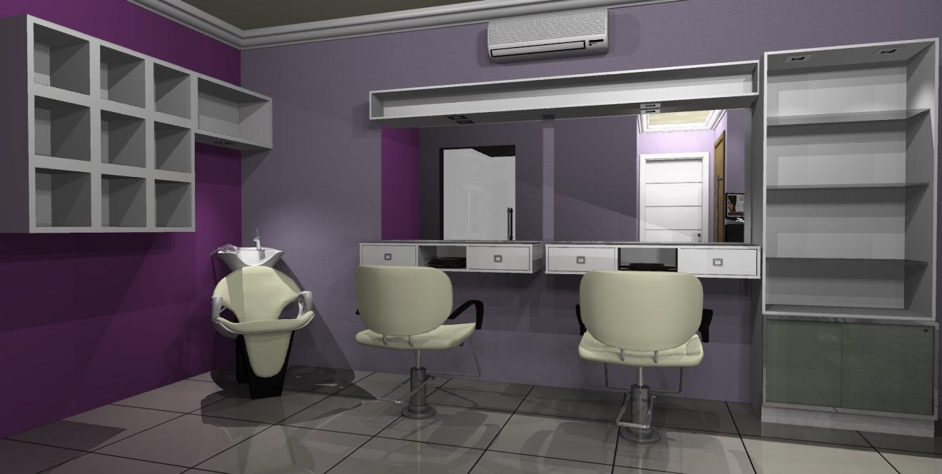 sala beleza moveis planejados