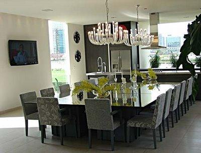 sala de jantar de luxo1