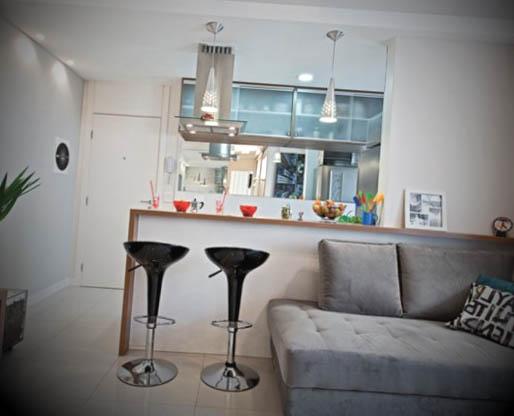 simples apartamento pequeno