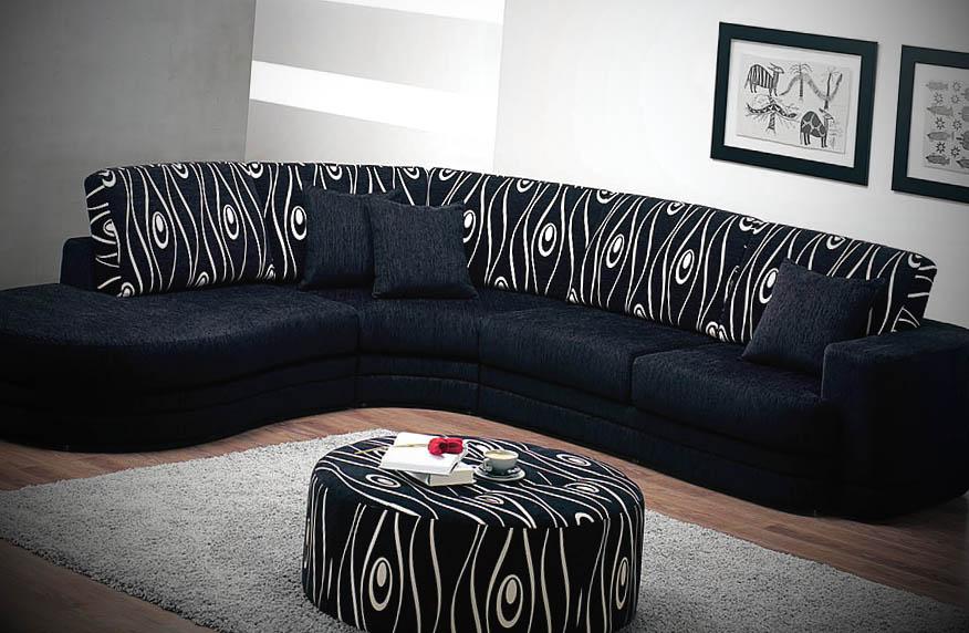 sofá de canto modelo