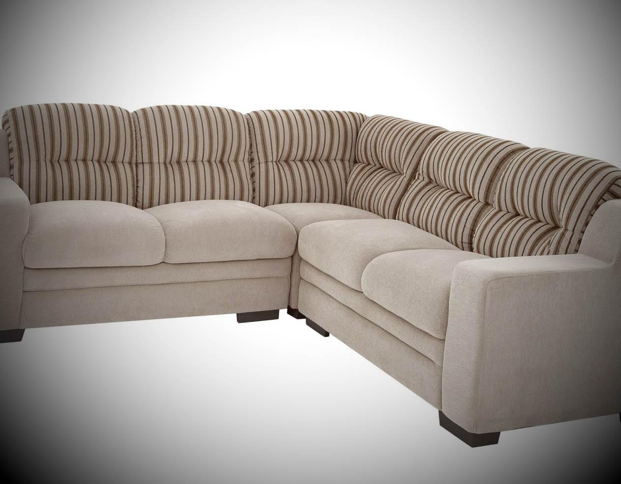 sofa de canto 2 lugares