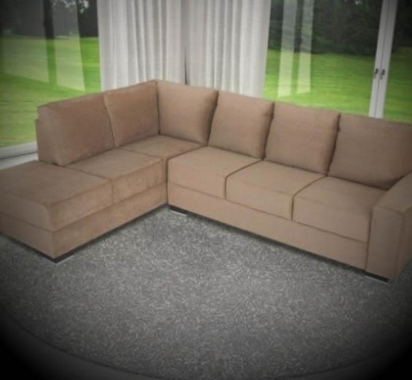 sofa de canto com chaise