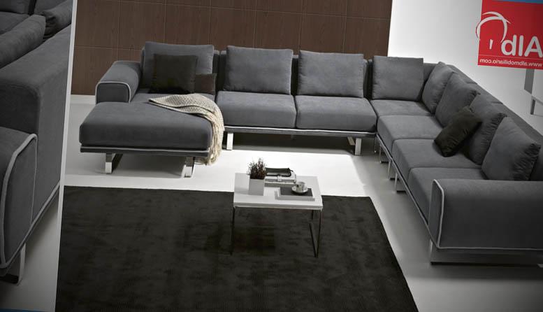 sofa de canto fabrica