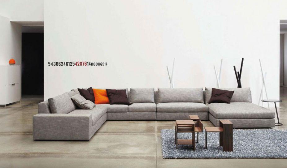 sofas modernos de canto