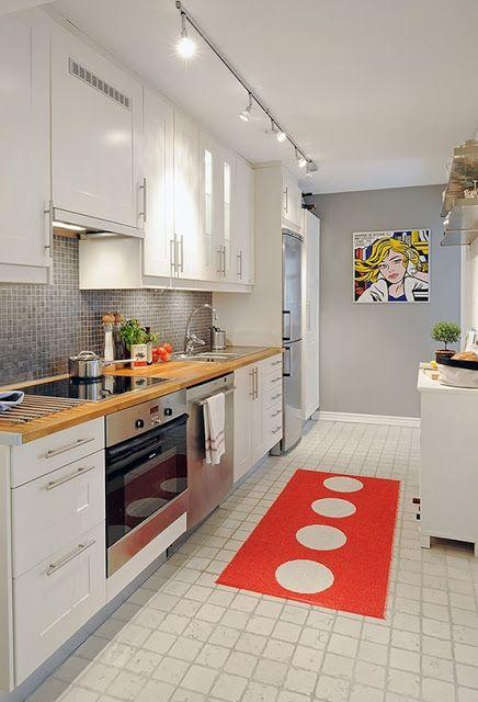 tapete cozinha decoracao criativo