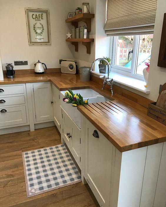 tapete cozinha decoracao simples