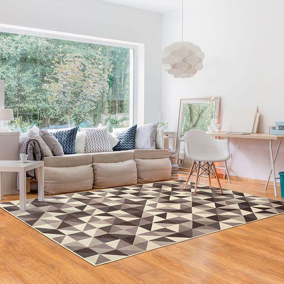 tapete moderno sala