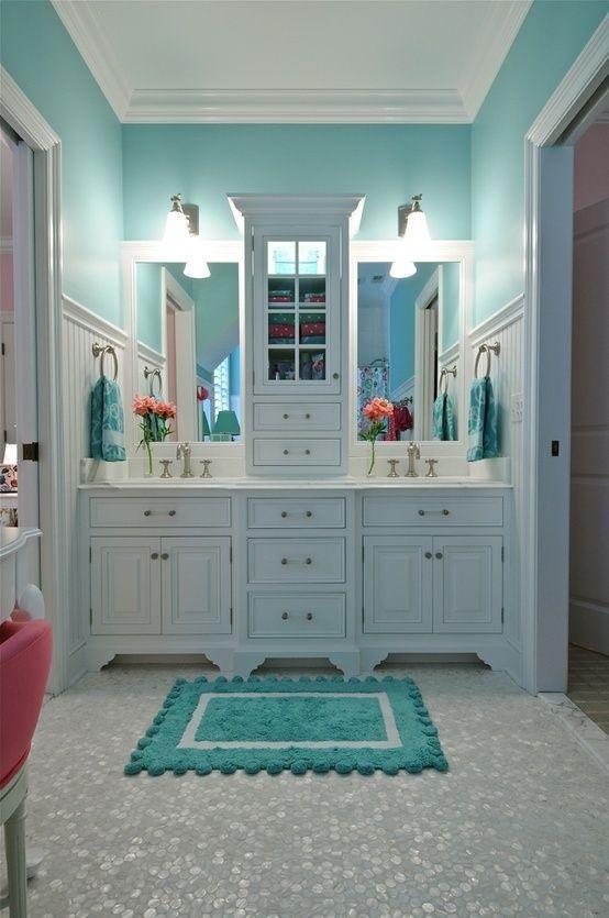 tapetes banheiro dicas inspiracoes 10