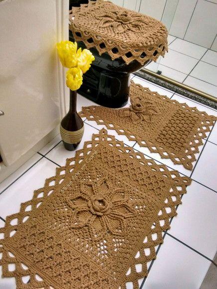 tapetes banheiro dicas inspiracoes 11