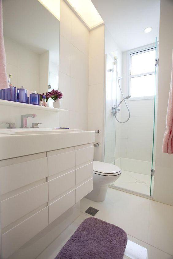 tapetes banheiro dicas inspiracoes 12