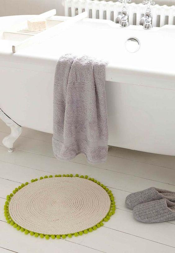 tapetes banheiro dicas inspiracoes 3
