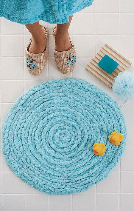 tapetes banheiro dicas inspiracoes 5