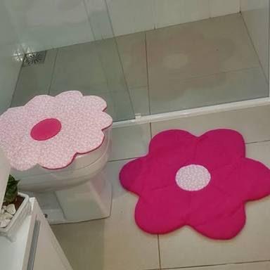 tapetes banheiro dicas inspiracoes 6