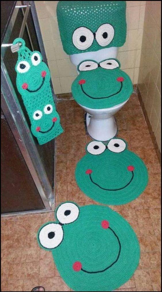 tapetes banheiro dicas inspiracoes 7