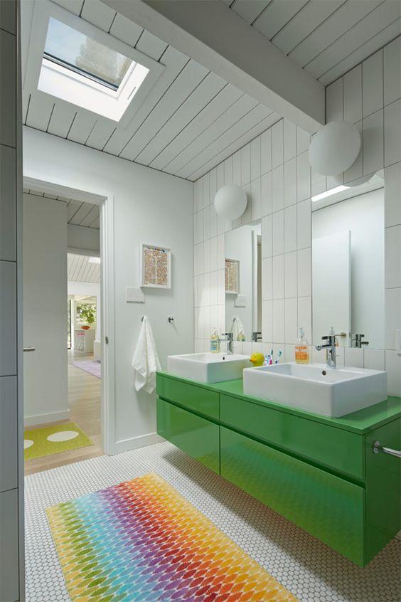 tapetes banheiro dicas inspiracoes 8
