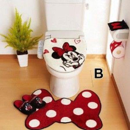 tapetes banheiro dicas inspiracoes 9