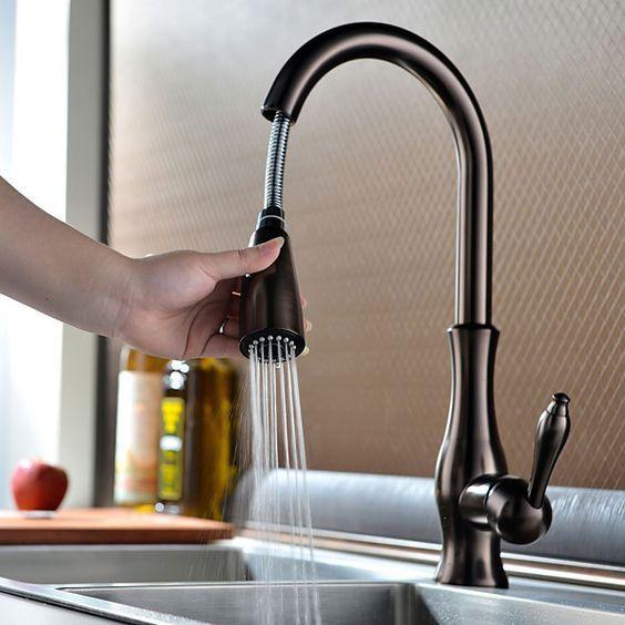 torneira cozinha flexivel simples