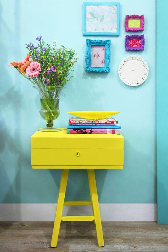 usar cores na decoracao 10