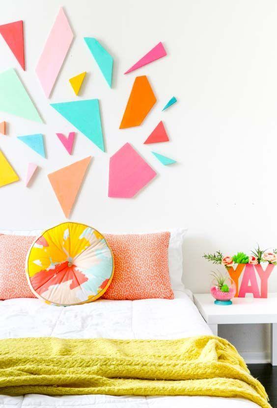 usar cores na decoracao 15