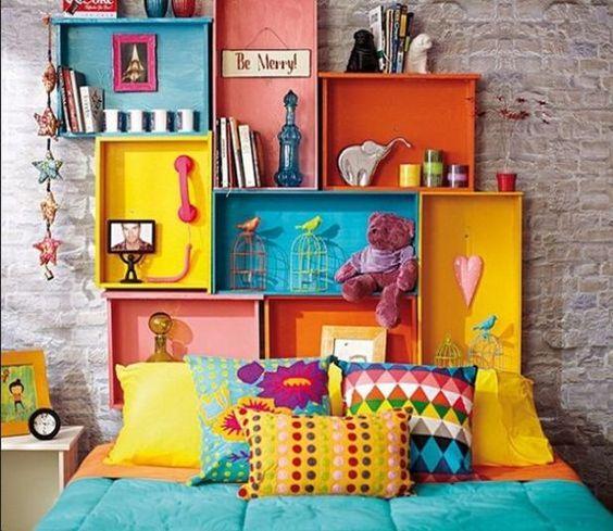 usar cores na decoracao 8