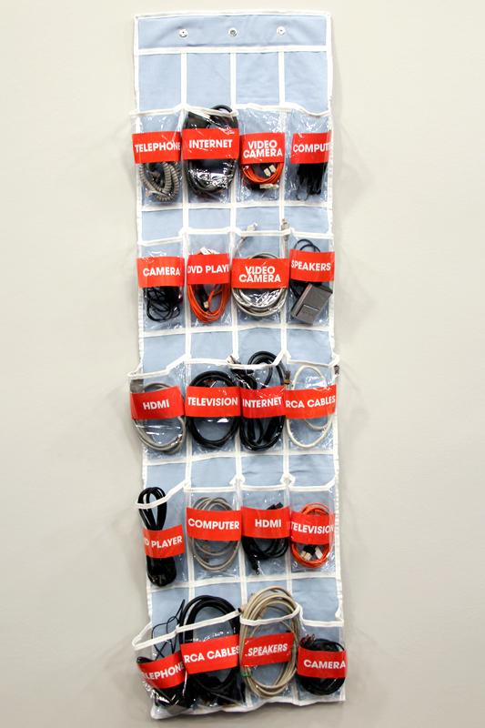 utilidades organizador sapatos eletronica