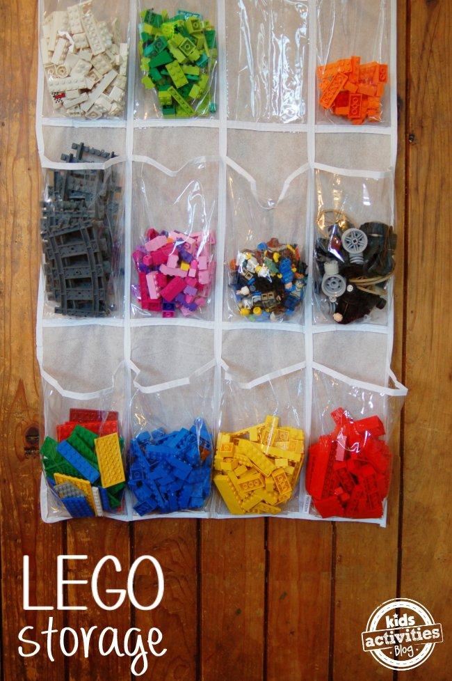 utilidades organizador sapatos legos