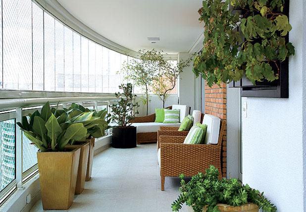 varanda decoracao