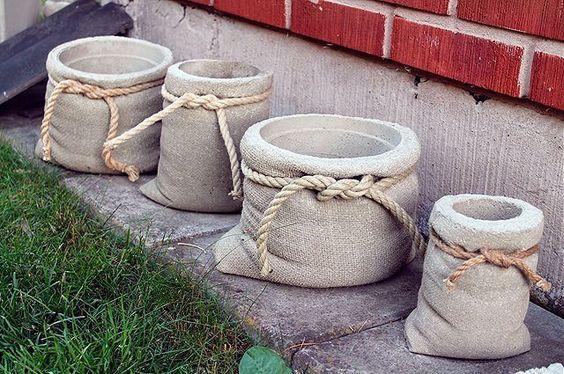 vasos de cimento criativos8