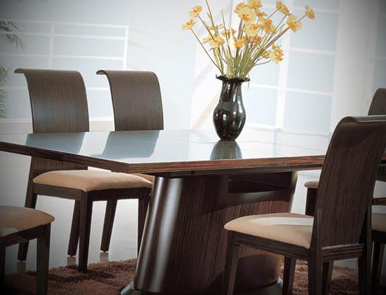 vasos decorativos para mesas de jantar