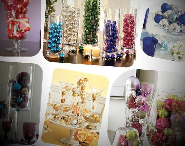 vasos vidro decorativo